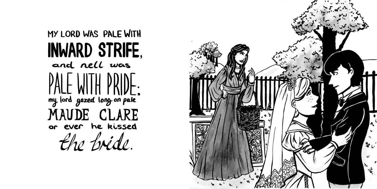 maude clare Write about the ways in which rossetti tells the story in 'maude clare' the homodiegetic narrator is obviously pivotal as a means by which the story is told in this poem, even though he/she in turn employs dialogue to convey the events.