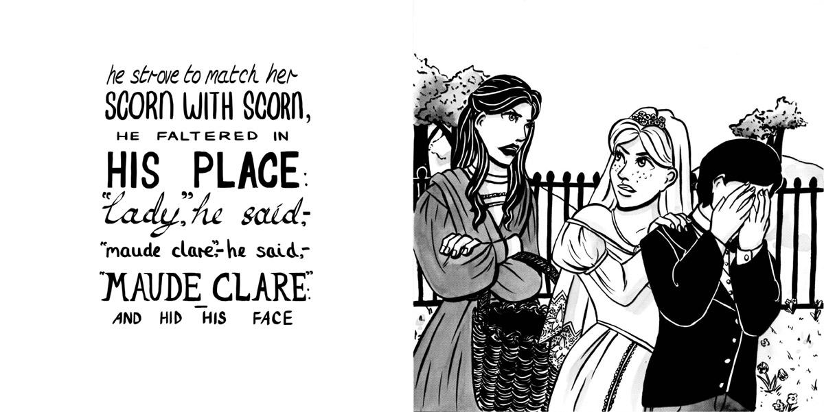 Maude Clare by Christina Rossetti